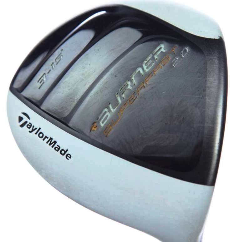 Average Condition Fairway Wood Sole